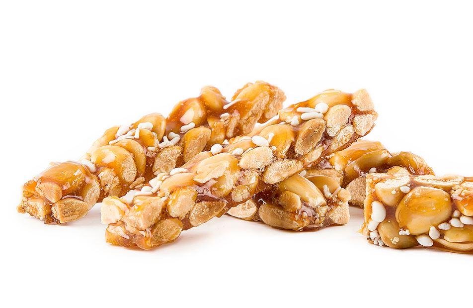 Guirlache dulces tipicos de zaragoza