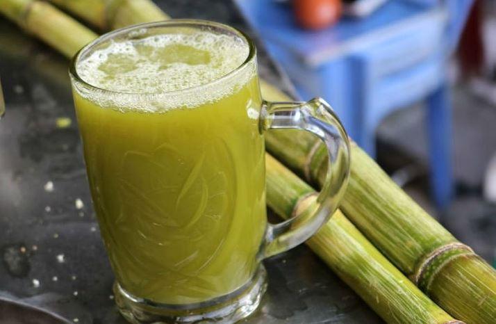 Jugo de cana de azucar bebidas típicas de honduras