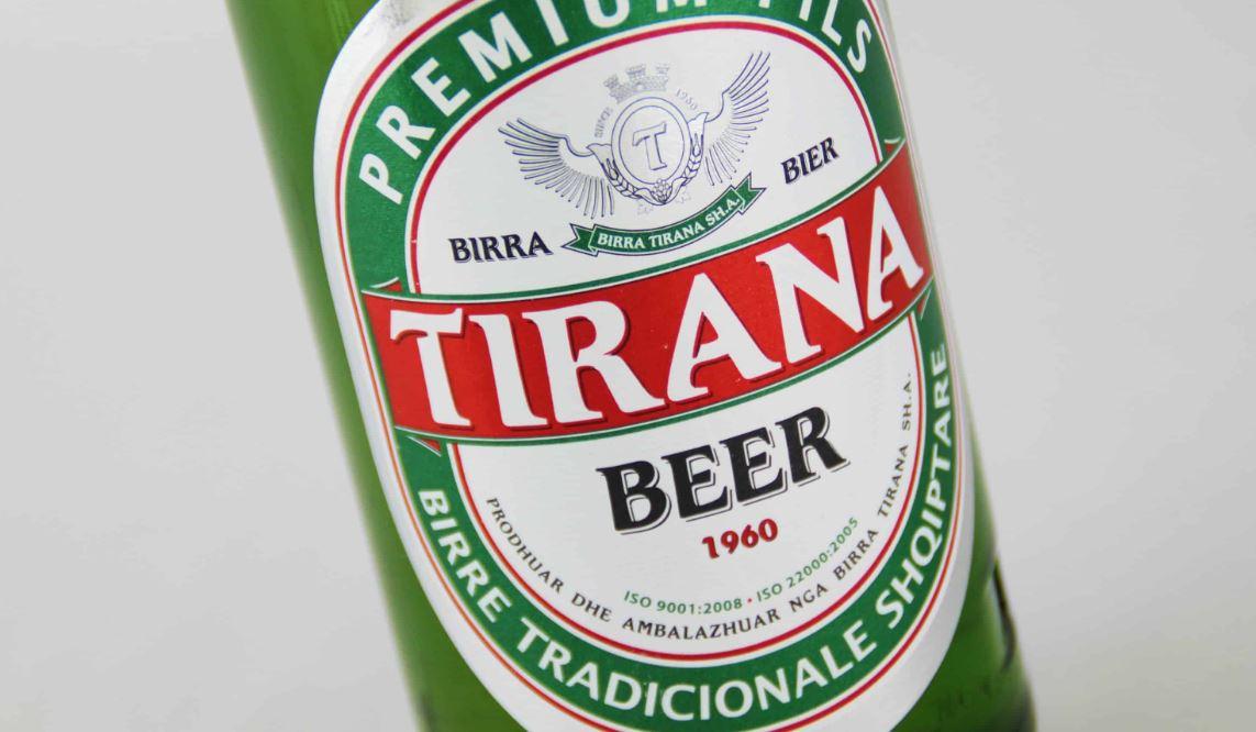 Las bebidas tipicas de Albania