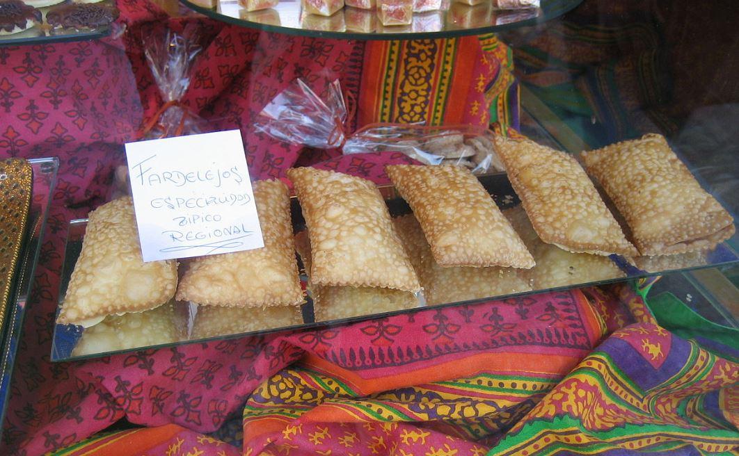 Postres y Dulces tipicos de Logrono