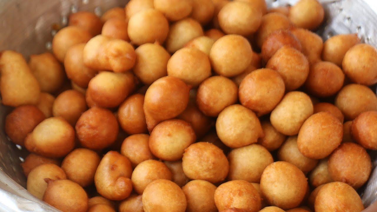 postres y dulces tipicos de nigeria